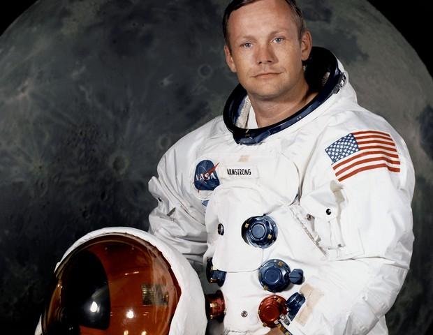 Neil Armstrong demonstrava seu brilhantismo desde criança (Foto: Reprodução / NASA)