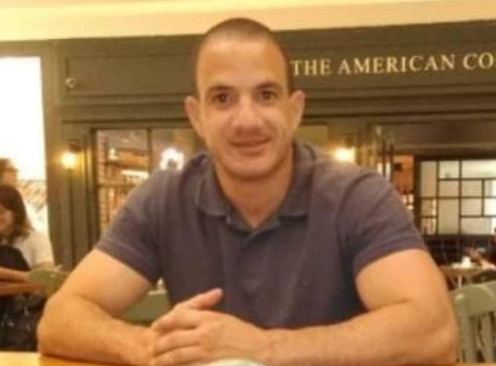 Policial militar Luís Wandemberg morreu após ter sido baleado em Arcoverde — Foto: Facebook/Reprodução