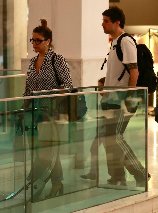 Maria Rita, Alice e Davi Moraes (Foto: Thiago Martins /AgNews)