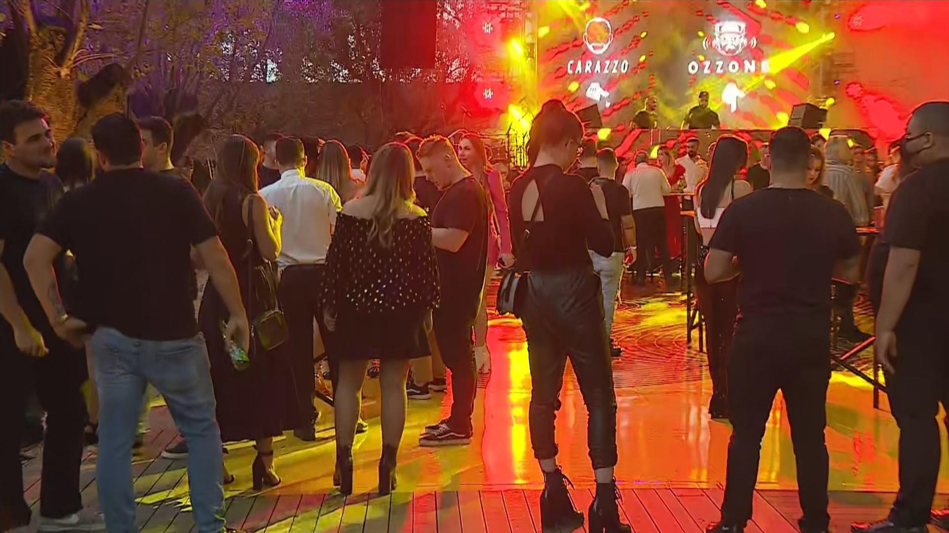 Evento-teste de protocolos contra Covid é realizado em Porto Alegre com 600 participantes