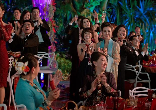 Podres de Ricos (Crazy Rich Asians) (Foto: Divulgação)