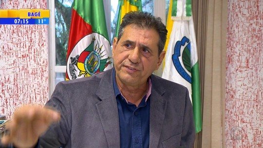 'Nunca fiz isso', diz prefeito suspeito de ter oferecido R$ 1 mil a adolescente em troca de sexo no RS