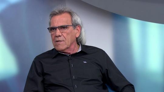 """Mazaropi afirma que foi cortado da Copa de 1978 por causa do apelido: """"Queriam que mudasse"""""""