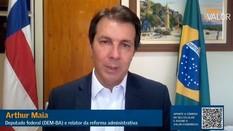 Mudanças na reforma administrativa vão valer para outros Poderes, diz relator