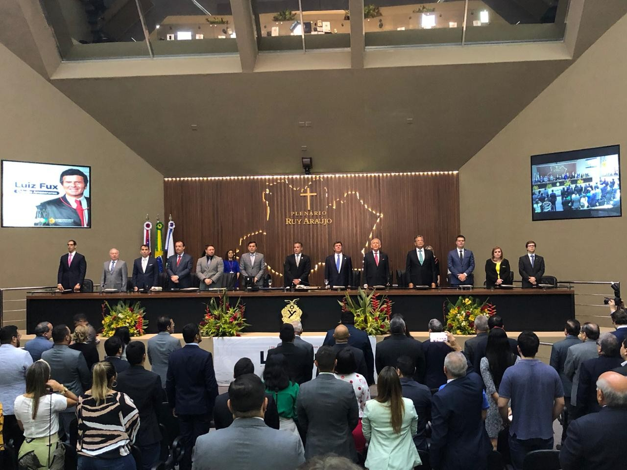 Ministro Luiz Fux recebe título de Cidadão do Amazonas - Notícias - Plantão Diário