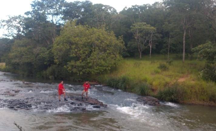 Mulher desaparece na cachoeira da Léia em Uberaba