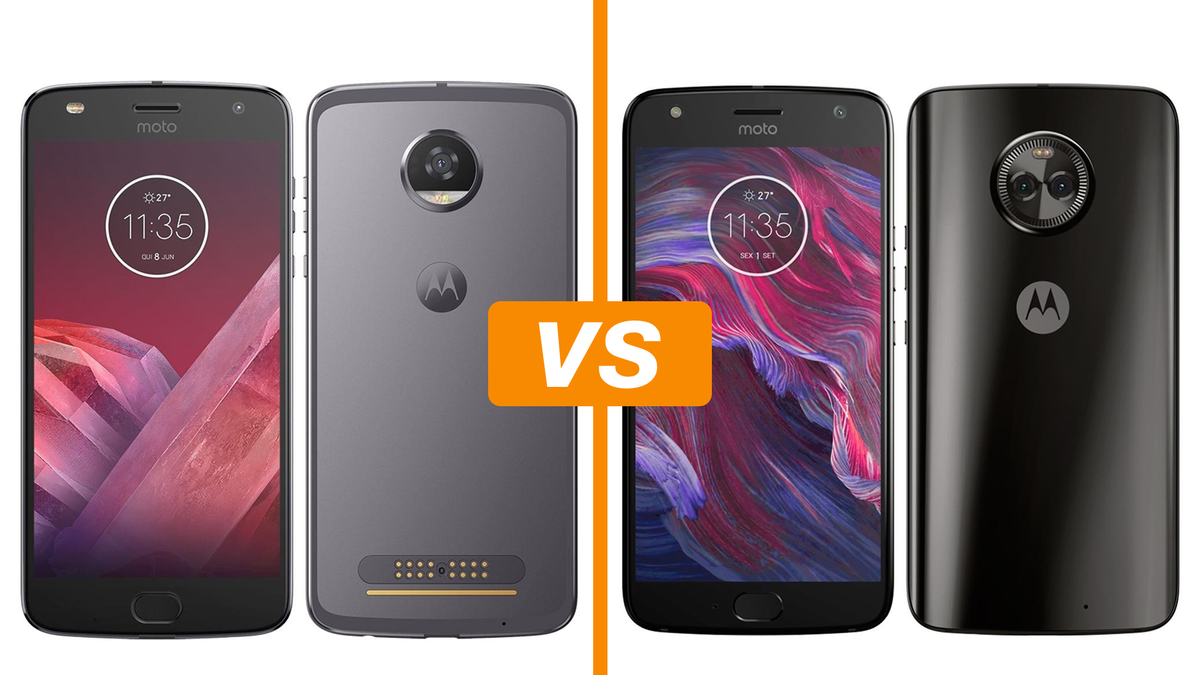 Compare Moto X4 vs Moto Z2 Play: Price, Specs, Review ...