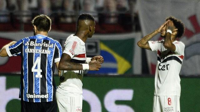 Tchê Tchê, São Paulo x Grêmio