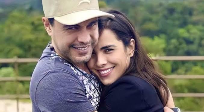 Zezé Di Camargo e Wanessa (Foto: Reprodução)