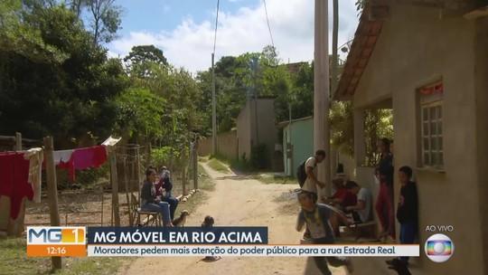 MG Móvel vai até Rio Acima, na região metropolitana da capital