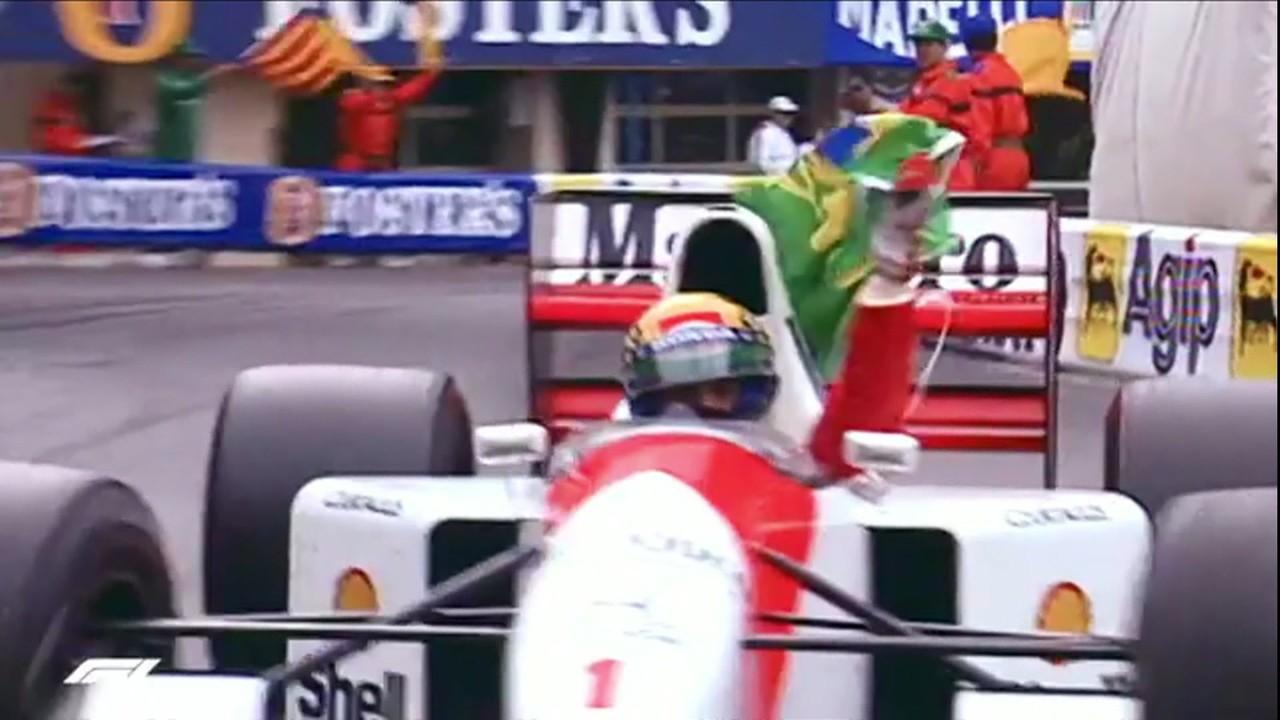 Veja clipe de homenagem aos 70 anos da Fórmula 1