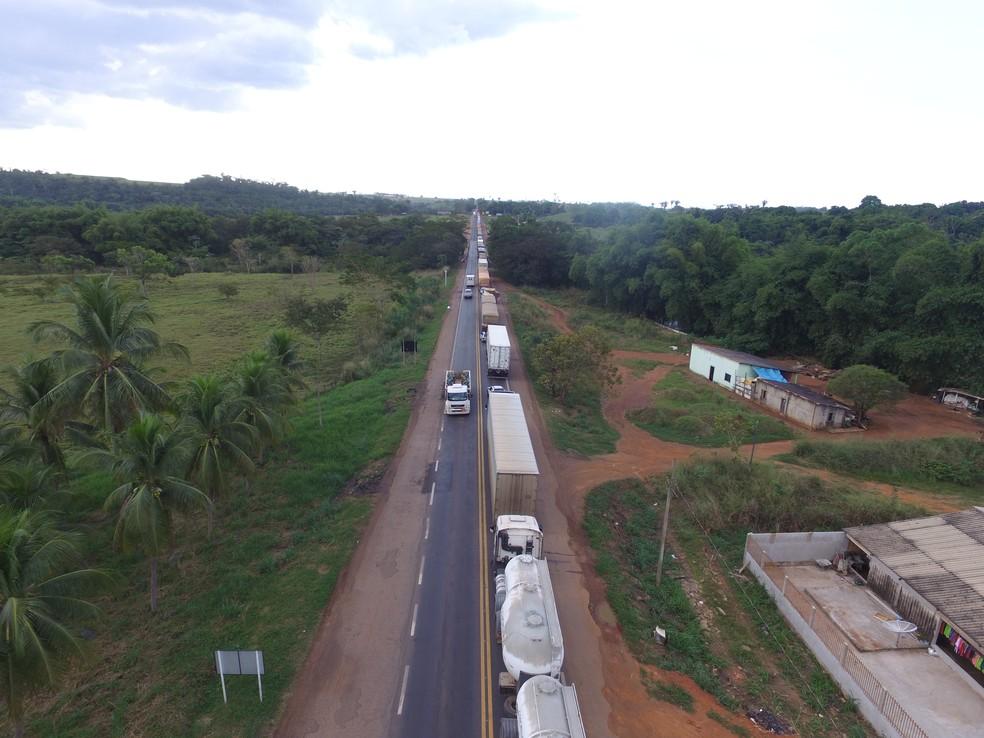 Fiscalização será reforçada nas rodovias de Mato Grosso (Foto: Rota do Oeste)