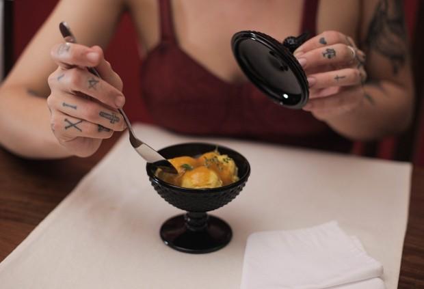 Restaurante vegano inaugura em São Paulo com proposta de jantares intimistas (Foto: Vaca Ateliê Culinário/Divulgação)