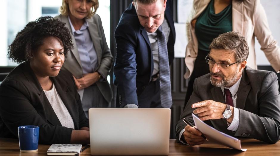 trabalho, empresários (Foto: Reprodução/Pexels)
