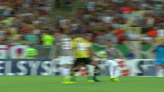 Análise: mesmo com Fluminense desfalcado e desentrosado, já deu para ver um pouco do estilo Diniz