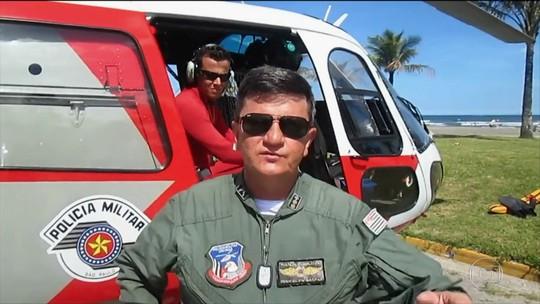 Piloto suspeito de envolvimento com morte de chefes do tráfico tinha relação próxima com ex-coronel da PM de SP