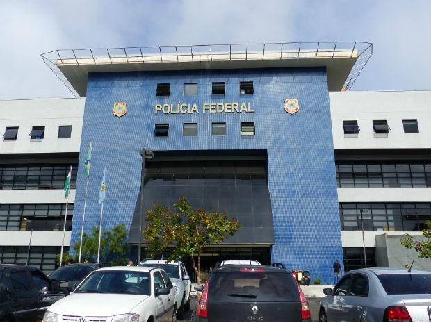 Sede da Polícia Federal em Curitiba concentra as investigações da Lava Jato (Foto: Adriana Justi / G1)