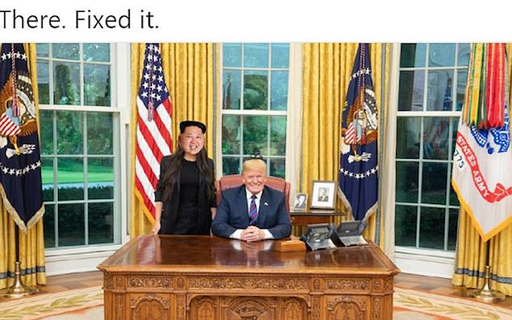 Encontro de Trump com Kardashian na Casa Branca inspira memes e piadas na web
