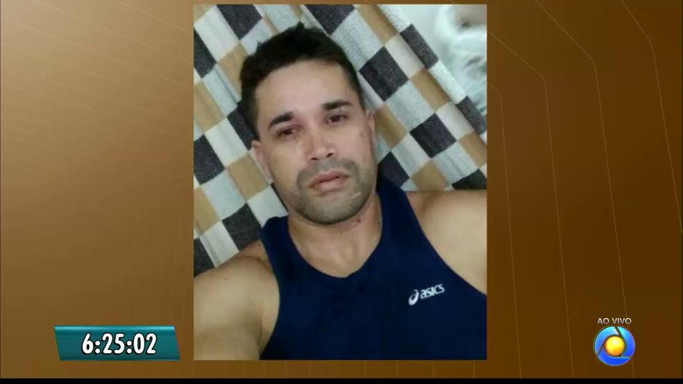 Garoto de programa de João Pessoa diz que extorquiu cliente porque precisava de dinheiro (Foto: Reprodução/TV Cabo Branco)