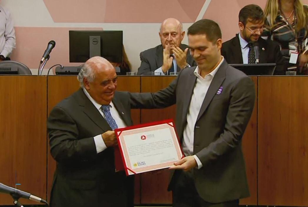 EPTV é homenageada pela Assembleia Legislativa de MG - Notícias - Plantão Diário