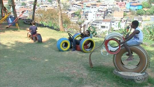Moradores transformam espaços públicos abandonados e inspiram vizinhos na região de Jundiaí
