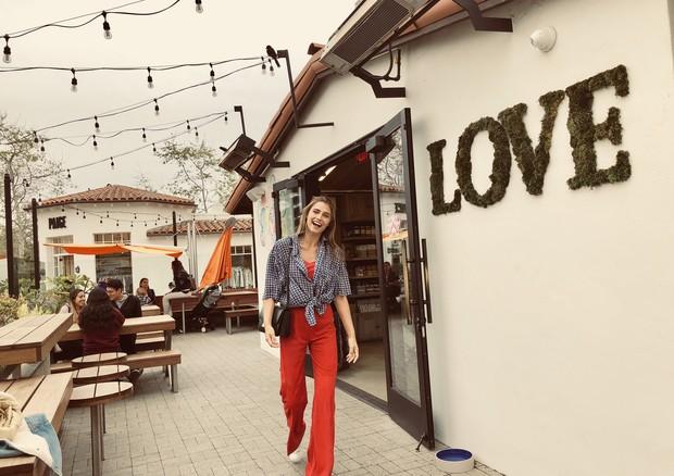 Vogue trotter: 11 hotspots de Los Angeles, por Fernanda Liz (Foto: Arquivo Pessoal)