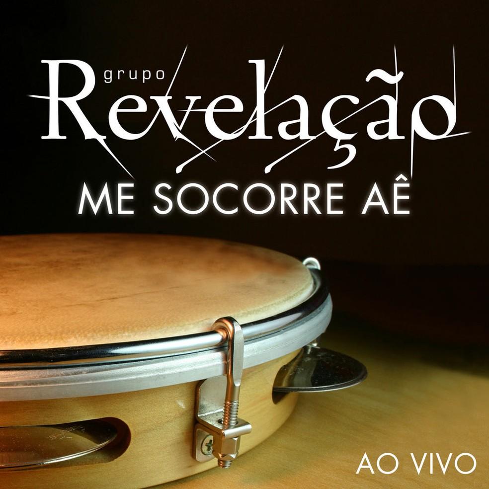 Single 'Me socorre aê', do grupo Revelação (Foto: Divulgação / Deck)