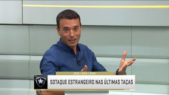 Rizek diz que Seedorf já quis mudar o hino do Botafogo