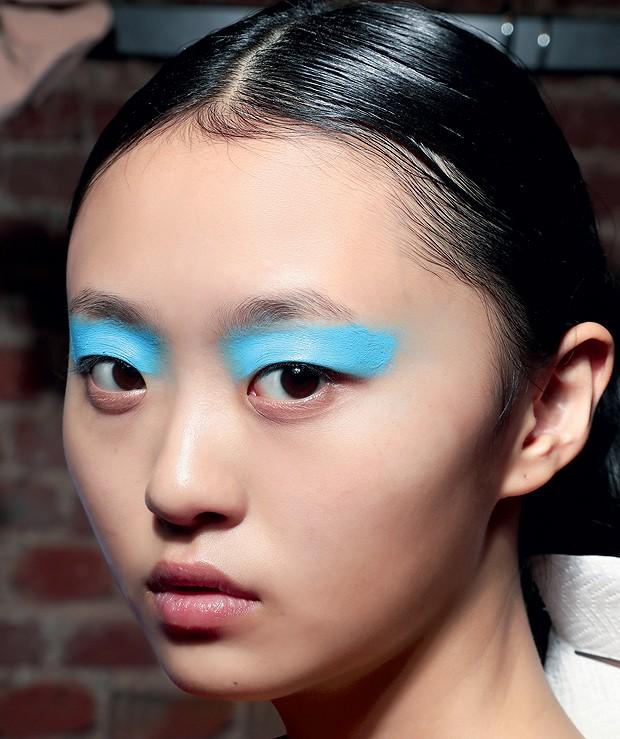 Sombra azul - Byblos (Foto: Imaxtree | Divulgação | Thinkstock)