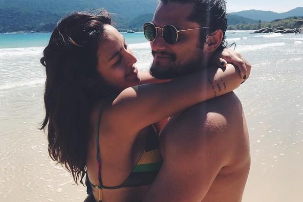 Bruno Gissoni e Yanna Lavigne (Foto: Reprodução/Instagram)