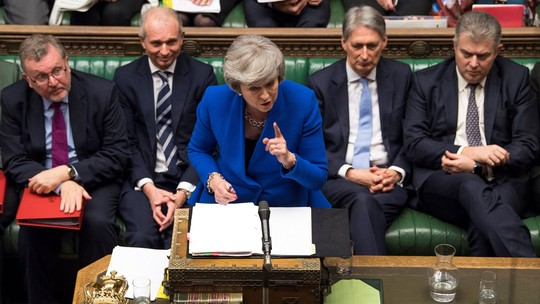 Foto: (UK Parliament/Jessica Taylor/Handout via Reuters)