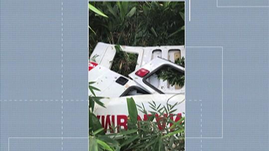 Peças de ambulância que pode ter sido usada  no roubo de ouro em Cumbica são achadas em Ferraz