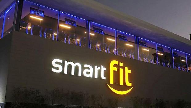 Unidade da rede de academias Smart Fit (Foto: Reprodução/Instagram)