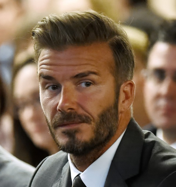 David Beckham (Foto: Getty Images)