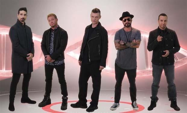 Backstreet Boys anuncia novo álbum (Foto: Divulgação/Backstreet Boys)