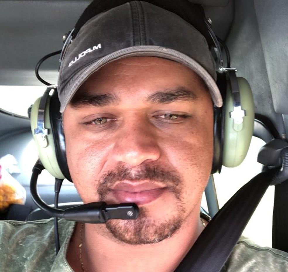 Joerli Silvares Teixeira, de 34 anos, fez o último contato com a família no dia 28 de abril.  — Foto: Reprodução/Arquivo pessoal