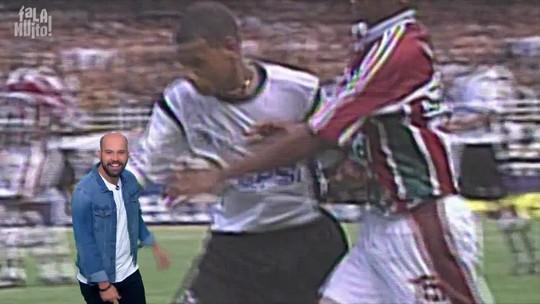 Fala Muito recorda duelos memoráveis entre Fluminense e Corinthians