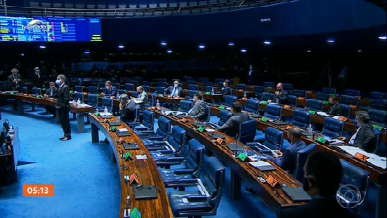 Senado deve votar nesta quinta-feira, em 2º turno, a PEC emergencial
