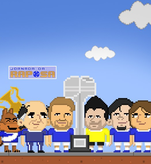 Jornada da Raposa – Jogo do Cruzeiro