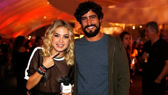 Lua Blanco estreia como repórter no Rock in Rio e entrevista famosos no último dia do festival