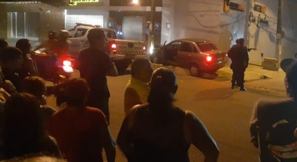 Suspeitos morreram após confronto com a PM na Zona Norte de Natal — Foto: Redes sociais