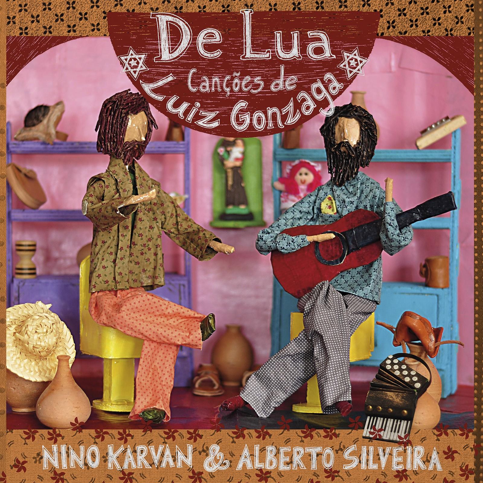Luiz Gonzaga tem cancioneiro revivido por duo sergipano em tom de serenata nordestina