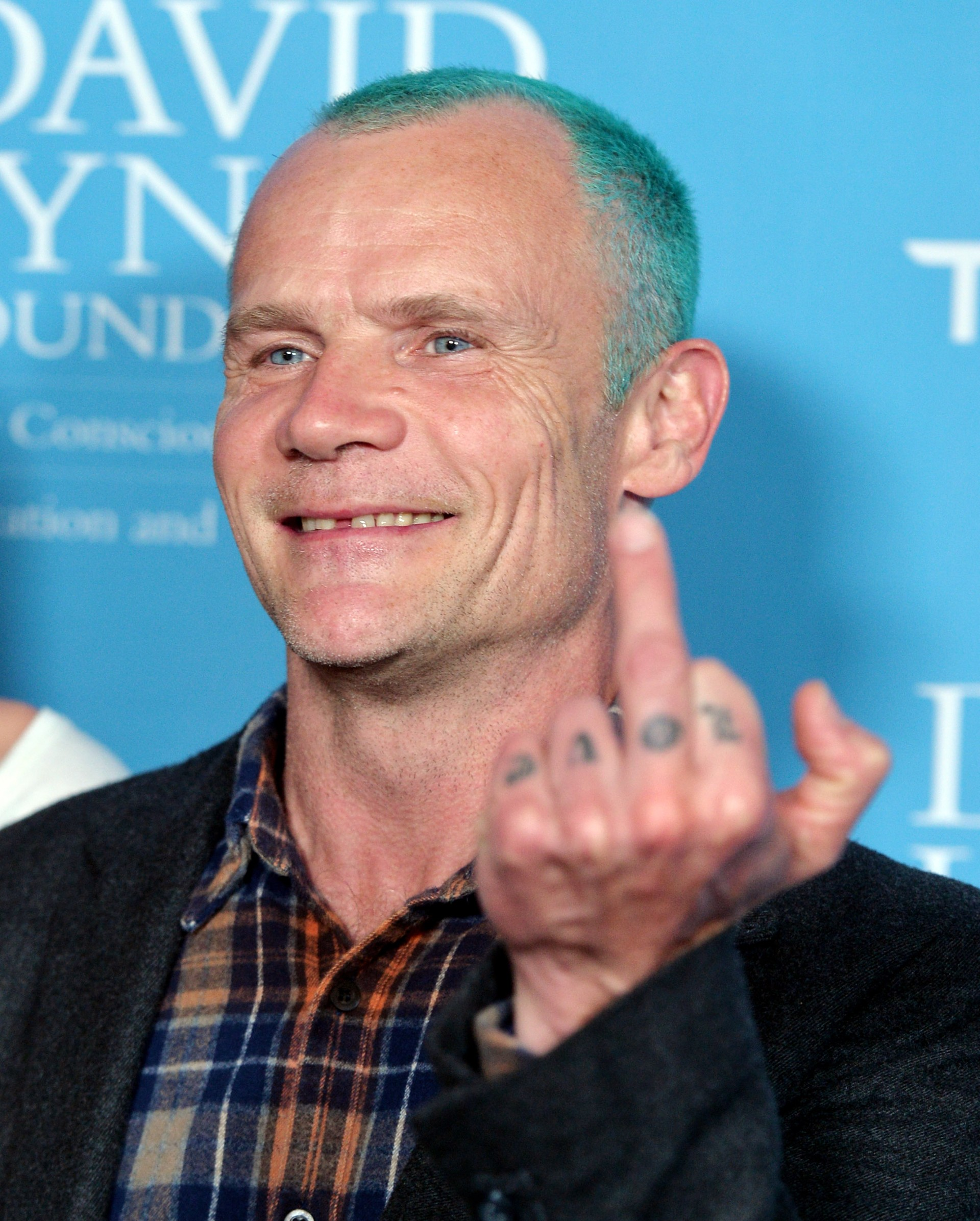 Flea (Foto: Getty Images)