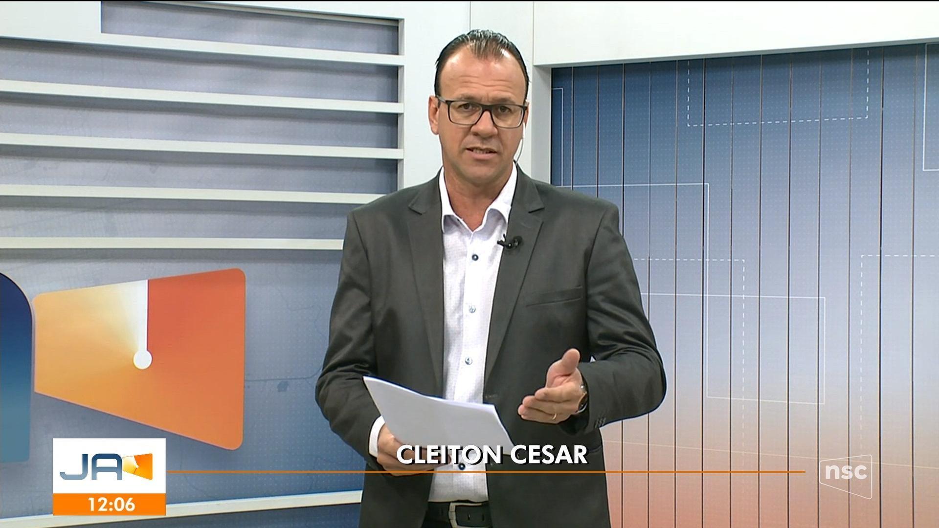 VÍDEOS: Jornal do Almoço de sexta-feira, 8 de maio