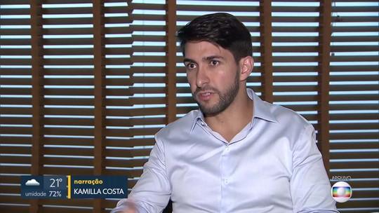 Cristiano Araújo desiste de assumir a diretoria do Metrô-DF