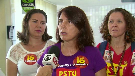 Simone Fontana diz que é preciso lutar contra reformas trabalhista e da Previdência