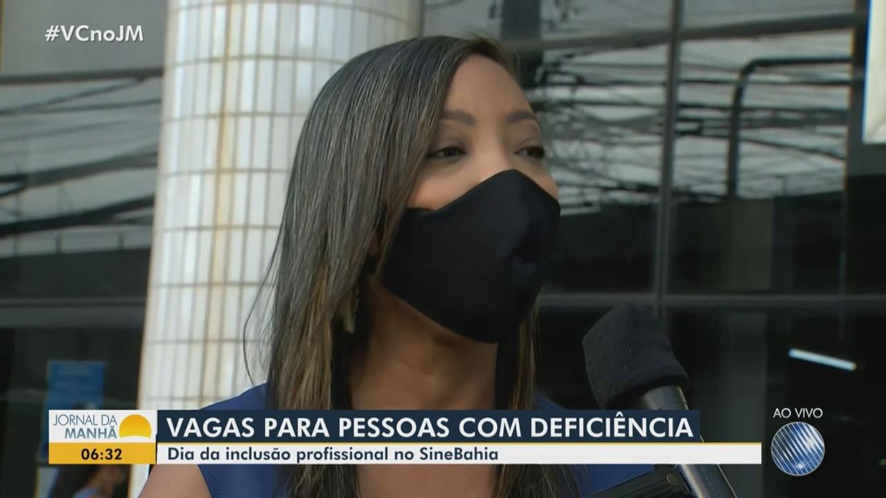 Sine Bahia promove ação voltada para pessoas com deficiência e reabilitados do INSS