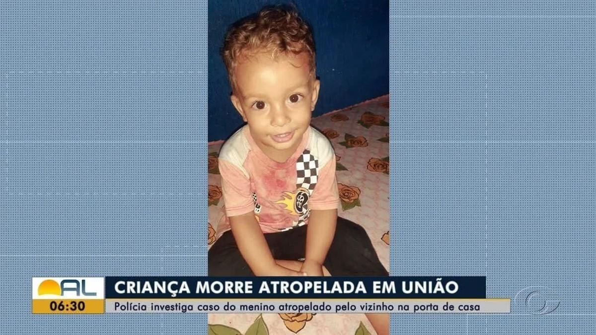 Polícia ouve depoimento de familiares de criança de um ano que morreu atropelada em União dos Palmares, AL