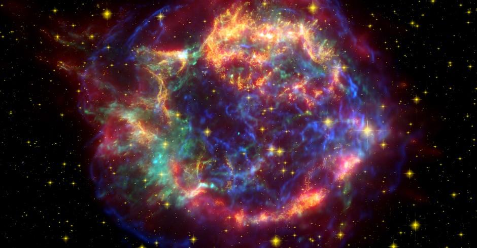 Fraqueza da energia escura pode ser a razão para estarmos vivos