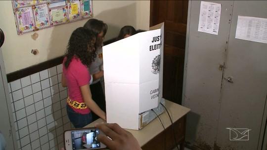 Candidatos em São Luís votaram pela manhã neste domingo